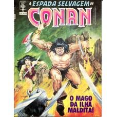 A Espada Selvagem de Conan 43 (1988)
