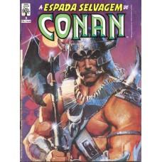A Espada Selvagem de Conan Reedição 3 (1990)
