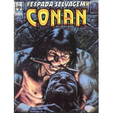 A Espada Selvagem de Conan Reedição 4 (1990)