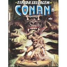 A Espada Selvagem de Conan Reedição 8 (1991)