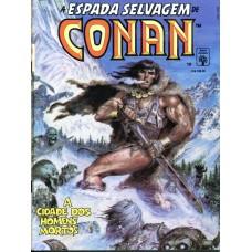 A Espada Selvagem de Conan Reedição 10 (1991)