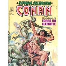 A Espada Selvagem de Conan Reedição 11 (1991)
