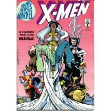 39489 Grandes Heróis Marvel 28 (1990) Editora Abril