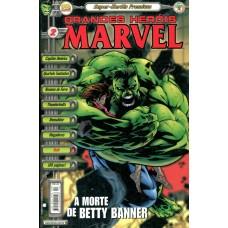 Grandes Heróis Marvel 2 (2000) Super Heróis Premium