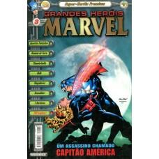 Grandes Heróis Marvel 3 (2000) Super Heróis Premium