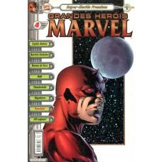 Grandes Heróis Marvel 4 (2000) Super Heróis Premium