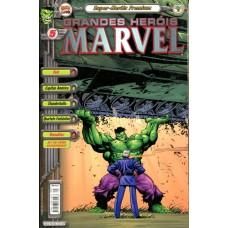 Grandes Heróis Marvel 5 (2000) Super Heróis Premium