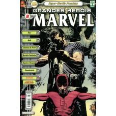 Grandes Heróis Marvel 8 (2001) Super Heróis Premium