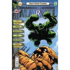 Grandes Heróis Marvel 10 (2001) Super Heróis Premium