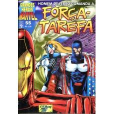 Grandes Heróis Marvel 55 (1997)