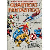 Grandes Heróis Marvel 19 (1988)