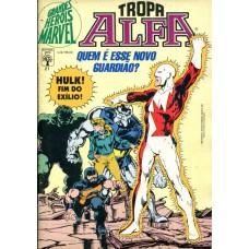Grandes Heróis Marvel 21 (1988)