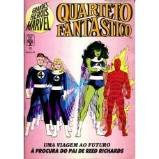 Grandes Heróis Marvel 25 (1989)