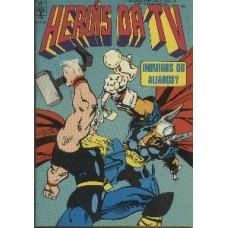 30151 Heróis da TV 104 (1988) Editora Abril