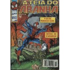28871 A Teia do Aranha 86 (1996) Editora Abril