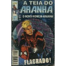 28879 A Teia do Aranha 104 (1998) Editora Abril