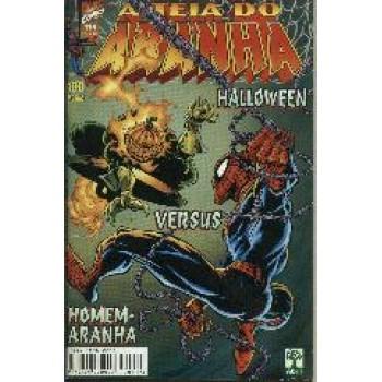 28891 A Teia do Aranha 114 (1999) Editora Abril