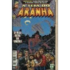 28892 A Teia do Aranha 115 (1999) Editora Abril