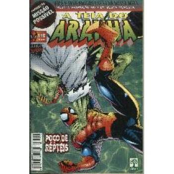28895 A Teia do Aranha 118 (1999) Editora Abril