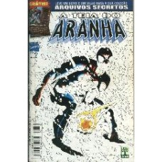 28897 A Teia do Aranha 119 (1999) Editora Abril