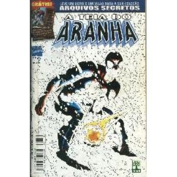 28897 A Teia do Aranha 119 (1999) Editora Abril