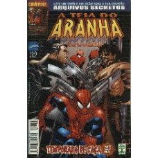28898 A Teia do Aranha 120 (1999) Editora Abril