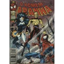 28952 Homem Aranha 163 (1997) Editora Abril