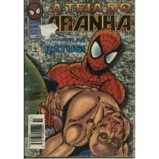 30017 A Teia do Aranha 77 (1996) Editora Abril
