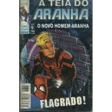 30021 A Teia do Aranha 104 (1998) Editora Abril