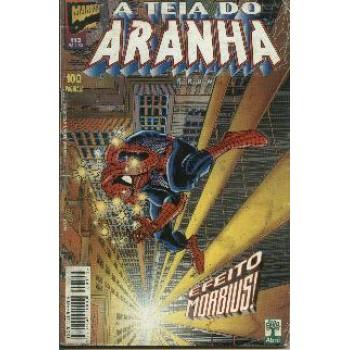 30024 A Teia do Aranha 113 (1999) Editora Abril