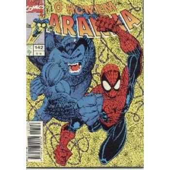 30261 Homem Aranha 142 (1995) Editora Abril