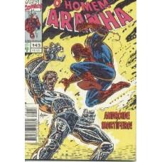 30264 Homem Aranha 143 (1995) Editora Abril