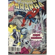 30265 Homem Aranha 147 (1995) Editora Abril