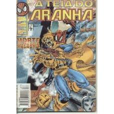32157 A Teia do Aranha 87 (1997) Editora Abril