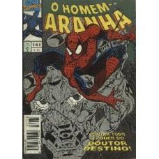 34111 Homem Aranha 141 (1995) Editora Abril