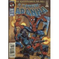 34121 Homem Aranha 156 (1996) Editora Abril