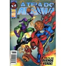 39378 A Teia do Aranha 76 (1996) Editora Abril