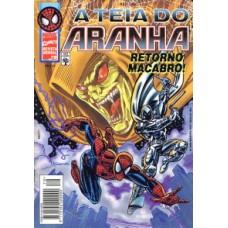 39380 A Teia do Aranha 79 (1996) Editora Abril