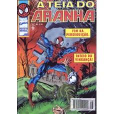 39383 A Teia do Aranha 86 (1996) Editora Abril