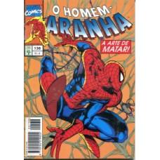 39589 Homem Aranha 138 (1994) Editora Abril