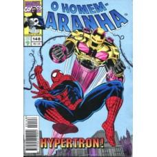 39596 Homem Aranha 148 (1995) Editora Abril