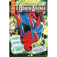 40090 Almanaque O Homem Aranha (1972) Editora Ebal