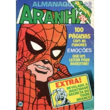 41164 Almanaque do Aranha 9 (1982) Editora RGE