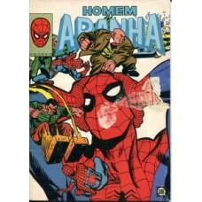 41289 Homem Aranha 32 (1981) Editora RGE