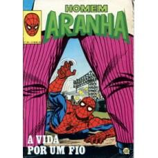 41295 Homem Aranha 39 (1982) Editora RGE