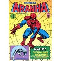 Homem Aranha 1 (1983)