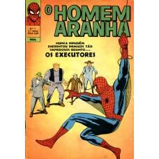 O Homem Aranha 7 (1969) 1a Série