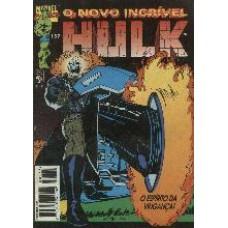 27895 Hulk 137 (1994) Editora Abril
