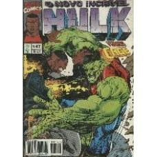 27903 Hulk 147 (1995) Editora Abril