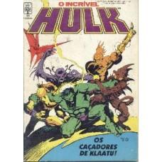 30325 Hulk 58 (1988) Editora Abril